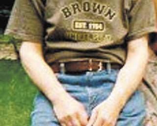 Larry Brager of Boardman.