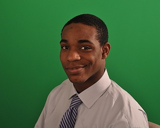 A photo of Jamel Turner during a videoshoot for a Vindicator Sports project in August, 2009.