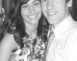 Rebecca Velt and Gregory Speece