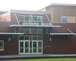 WOODROW WILSON MIDDLE SCHOOL. - Special to The Vindicator/Nick Mays