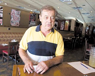 Chuck Sop, one of the owners of the Rosetta Stone Cafe & Wine Bar, announced Thursday that the business would be closed indefinitely. The restaurant, which opened in 2008, was viewed by many as a forerunner to the revival of nightlife in downtown Youngstown.
