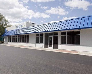 The Western Reserve Transit Authority administration building had 960 square feet added to it. The project cost $1.2 million, which was paid for by federal stimulus money.