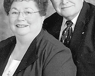 Mr. and Mrs. Robert McMurray