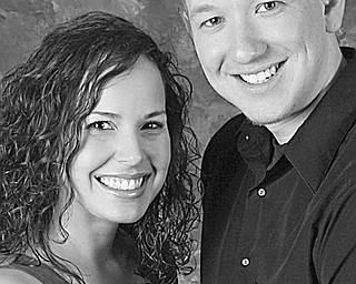 Marie Rivera and Nicholas Love