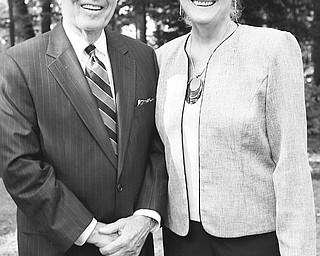 MR. AND MRS. RONALD GOULD