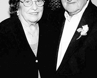 MR. AND MRS. LARRY CICORETTI