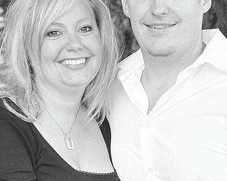 Angela Walters and Tim Schafer