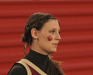 Liberty Cheerleader Melissa Charles
