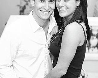 Gabriel Crafton and Jennifer Conti