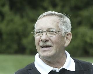 William d LEwis  The Vindicator Bob Leonard winner of senior golf tourney .