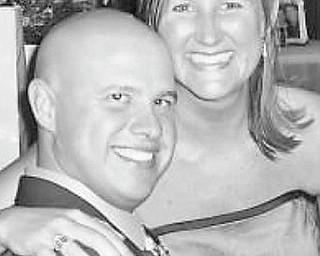 Jason Parnell and Melanie Varro