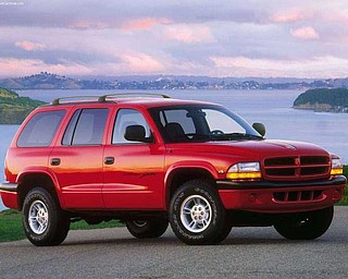 Youngstown Mayor Jay Williams issued a reward for information leading to the arrest and conviction in the shooting death Saturday of Thomas J. Repchic. The mayor is offering a reward of up to $10,000. Suspects are believed to have been driving an older model, red Dodge Durango, like this one. Anyone with information is asked to call Crime Stoppers, an anonymous tip line, at (330) 746-2583, or the Youngstown Police Department at (330) 742-8921.