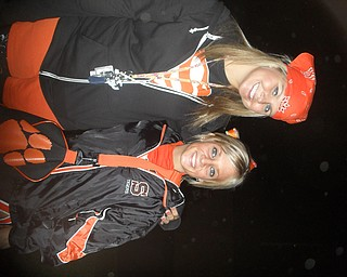 Lauren Birch and Kali Pfender