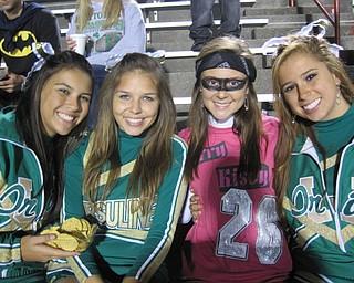 Ursuline senior girls
