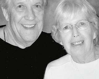 Mr. and Mrs. Eugene Everhart