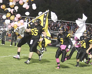 FOOTBALL - Special to The Vindicator/Nick Mays