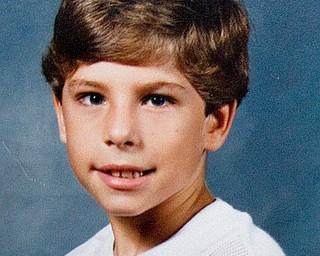 Bob Pavlich in 3rd grade.