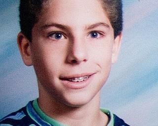 Bob Pavlich 8th grade.
