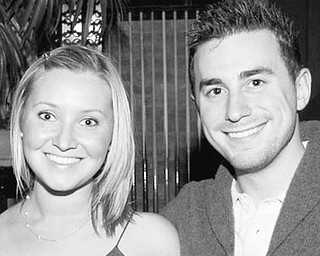 Lindsey Kinast and Craig Shapiro