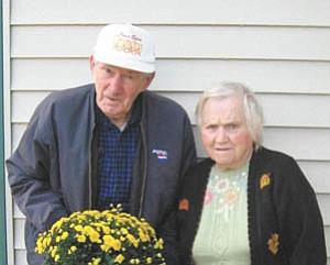 Mr. and Mrs. John J. Klacik