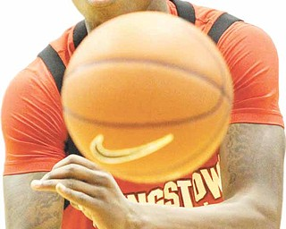 Youngstown State's #22 Devonte Maymon