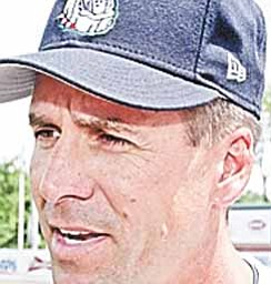 Scrappers Manager Travis Fryman