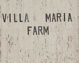 The Market Barn at Villa Farm in Villa Maria, Pa., features seasonal produce, herbs and flowers. The farm donates 50 percent of its produce to help the needy, continuing a mission of the Sisters of the Humility of Mary.