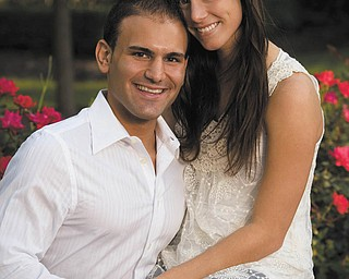 Rocky Pitoscia and Chelsey Spotleson