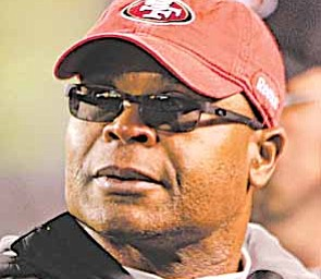 San Francisco 49ers head coach Mike Singletary during an NFL football game, Thursday, Dec. 16, 2010, in San Diego.