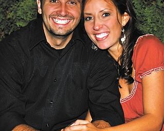 Michael Ruark and Stephanie Bellish