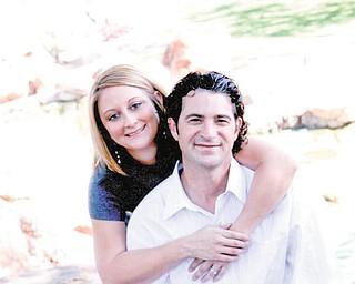 Amanda Stevens and Tim Burkhardt