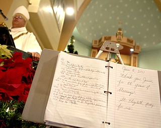 St. Elizabeth's Church in Campbell holds its final mass at 9 a.m. Sunday. As part of the Parish Implementation Plan, the church will close its doors and the parish will relocate to other churches within the Diocese of Youngstown due to decreasing membership, increasing costs and lack of priests.