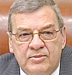 Campbell Mayor William VanSuch
