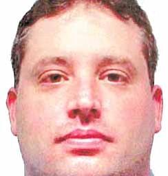 Warren Patrolman Doug Hipple