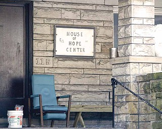 The House of Hope, 115 Illinois Ave., Youngstown.