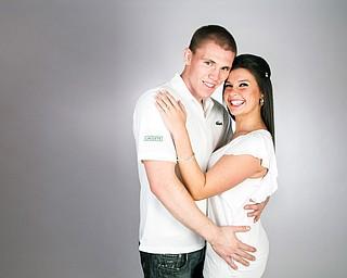 Eduard Frick and Rachel Bartolone