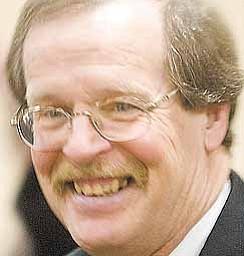 Hubbard Mayor Richard Keenan