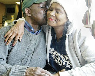 Ron Collier and his wife, Henrietta Dixon-Collier, have opened a new eatery called Youngstown Soul Food in the city's Uptown District at Market Street and Indianola Avenue.