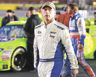Driver Dave Blaney is gearing up for the start of the upcoming NASCAR season, which for him will start at Daytona and includes a commitment from Tommy Baldwin Racing for a full 16-race schedule.