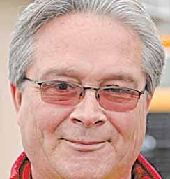 Hubbard Township Road Superintendent Walter White.