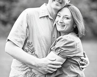 Jason Reinert and Melissa Hughes