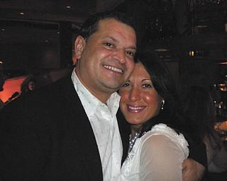 Nicholas Morgione and Jessica Vivo
