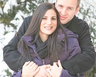 Lisa Clautti and Michael Mistovich