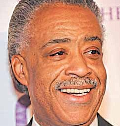 The Rev. Al Sharpton 