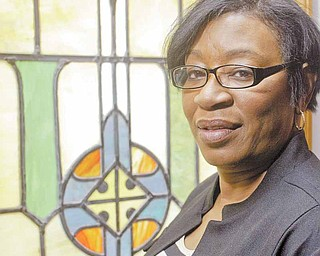 Carolyn Faucette, a member of Elizabeth Missionary Baptist Church in Youngstown, is coordinator of activities for National Week of Prayer for the Healing of AIDS.