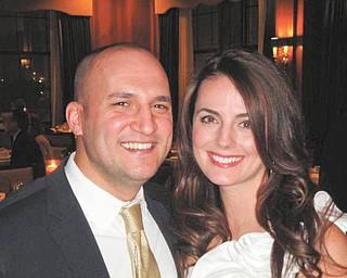 Joe Schiavoni and Margaret Potts