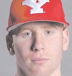 YSU sophomore pitcher Kevin McCulloh