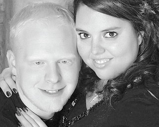Nick Hawkins and Kelsey Brooks