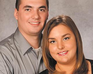 Tony Velez and Lindsay Kish