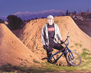 Austintown native Anthony Napolitan is getting ready to participate in another action sports season.